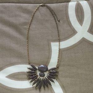 Jewelry - Cute Purple Chunky Necklace